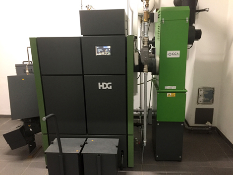 HDG Compact 50 mit CCA-50